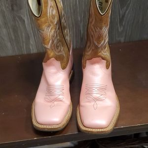 Old west womens boots size 8